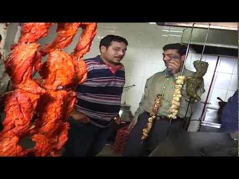 Kebab Recipes - Tandoori Chicken - Murgh Malai Kebab - 03