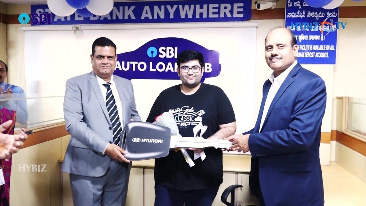 Sbi Auto Loan Hub Car Loan Processing Center Inaugurated At Sbi