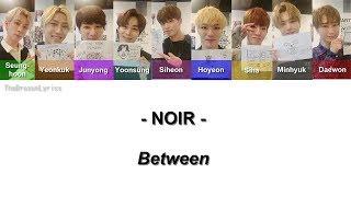 Noir - Between