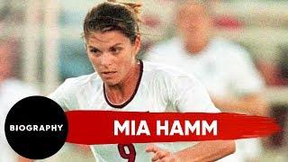 Mia Hamm - Soccer Player | Mini Bio | BIO