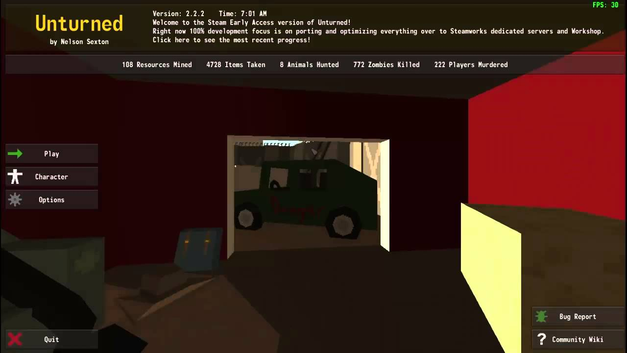 how to make a crate in unturned 2.2.5