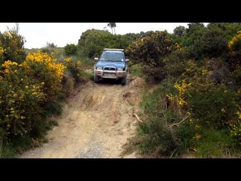 Nissan Mistral Off Road TD27