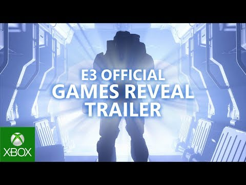 Xbox New Games - E3 2019 -  Announcement Trailer