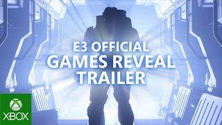 Xbox New Games   E3 2019    Announcement Trailer