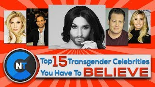 Top 15 Hot Celebrities You Have To Believe They Are Transgender | Transgender Celeb Before And After