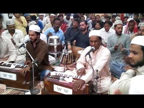 Mehfil sama astane aliya razzqia master mumtaz qwwal
