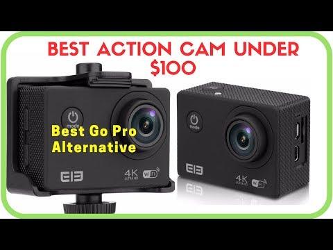 Best Action Cam Under 100$ - Top 10 Go Pro Alternatives, Best Budget Action Cameras Under 100$