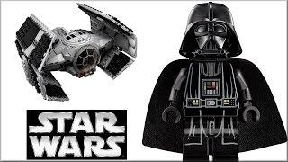 LEGO Star Wars 75150 Истребитель Дарта Вейдера против Звёздного Истребителя A-Wing обзор Лего