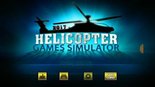 Army Gunship Helicopter Games 3D: Flying Simulator [iOS, Android] Gameplay ►HD◄