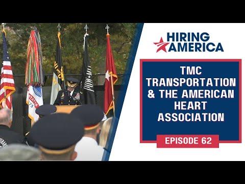 TMC Transportation & The American Heart Association on Hiring America, Full Episode