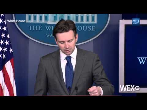 White House: AUMF is Congress