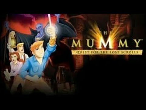 Мумия:Свет во тьме 2серия 1сезон