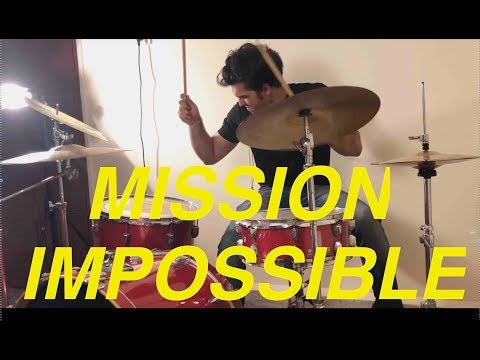 Mission Impossible theme   BAROOD   Tom Cruise   Limp Bizkit   Take a Look Around   Fallout