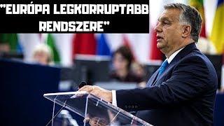 Orbán az EP-ben! Sargentini Jelentés Vita - Erős Pillanatok!