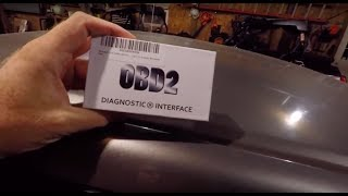 OBD2 Scanner Giveaway , New Tires For The Sequoia And BMW E90 Update