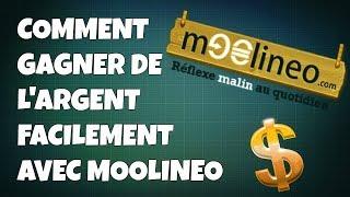 Gagner 300€ par mois Paypal gratuitement avec Moolineo !