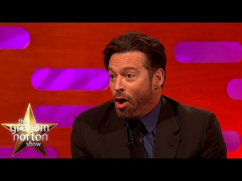 Harry Connick Jr's INCREDIBLE Sandra Bullock Story | The Graham Norton Show