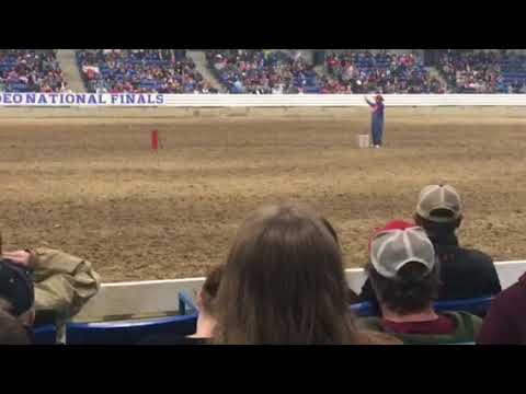 Mike Wentworth Rodeo Clown Youtube
