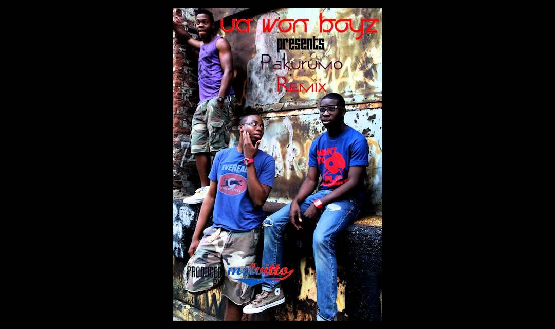Download A'won Boyz - Pakurumo Remix