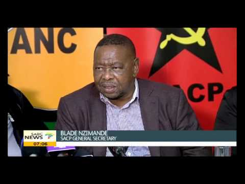 ANC, SACP and Cosatu conclude 5 summits