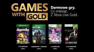 Xbox XY Extra   Games with Gold   Październik 2018 cz. 2