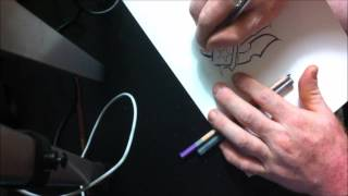 how to draw the puertorican flag for a tattoo idea easy