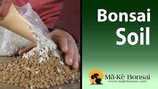 How to make bonsai tree Soil Mix