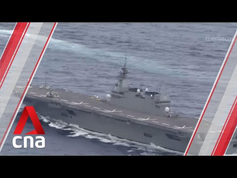 Japan To Send Armed Convoy To Protect Ships In Middle East