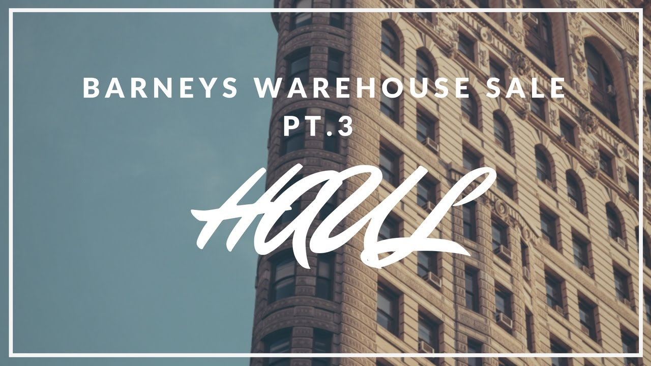 Barneys Warehouse is an American fashion retailer headquartered in New York City. Barneys Warehouse is owned by Barneys New York and began in as a semi-annual sale that offered large discounts on designer clothing. Barneys Warehouse now has 11 brick and mortar stores.