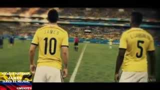 James Rodriguez Sube Las Manos Y Grita Gol Vídeo Oficial Colombia™