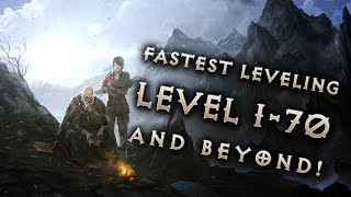 Fastest Way to 70: Diablo 3 2.4.1 Leveling Season 6