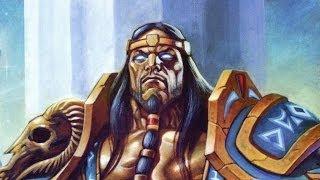 История мира Warcraft - Саргерас (Глава 1: Чемпион Пантеона)