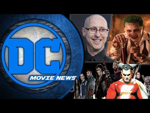 Suicide Squad 2 Director, Joker Confusion, Shazam Rumors & More! - DC Movie News