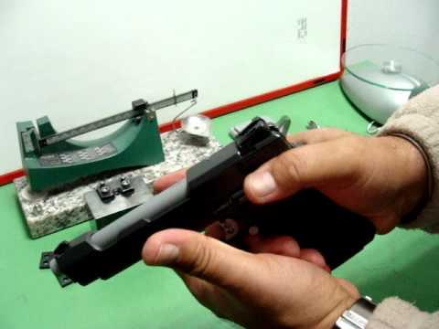 7 mm Penna pistol
