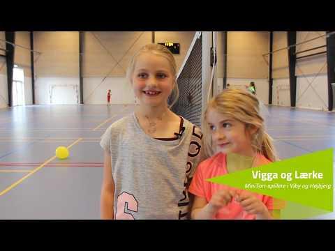 MiniTon-træf - aktivitetsdag med masser af leg og badminton