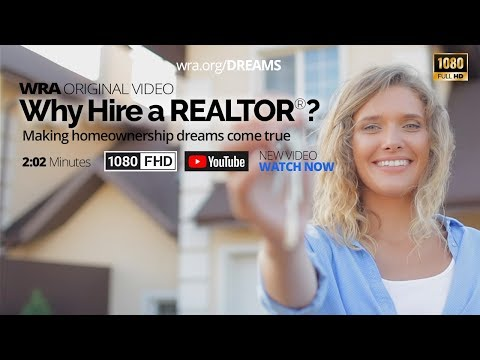 Why Hire a REALTOR®