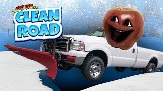 Midget Apple Plays - CLEAN ROAD!