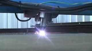 CNC Plasma 5axis cutting