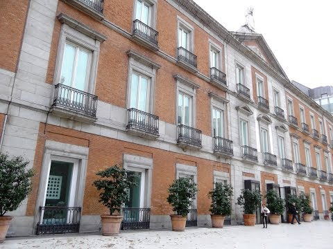 Places to see in ( Madrid - Spain ) Thyssen Bornemisza Museum