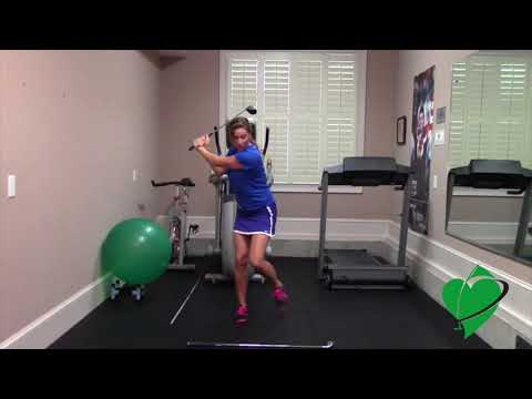 Cardiogolf Workout to Shape Your Swing