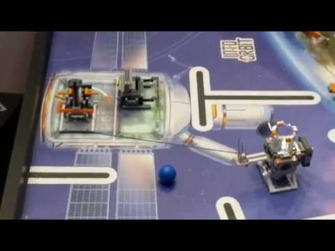 A Look At The New 2018 2019 Fll Robotics Board Youtube