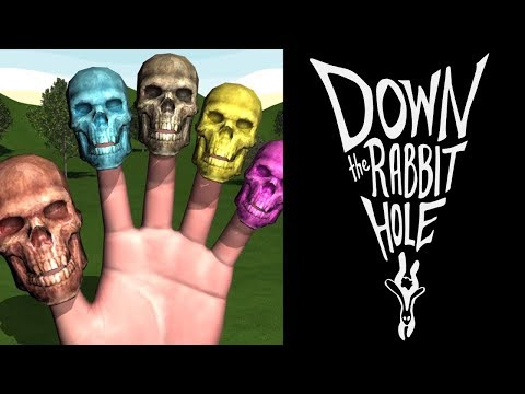 Finger Family Videos | Down the Rabbit Hole