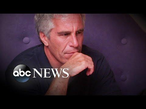 Secret indictment against Jeffrey Epstein unveiled