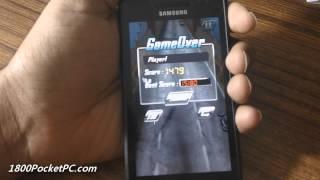 AE 3D Motor a great racing game on Windows Phone screenshot 3