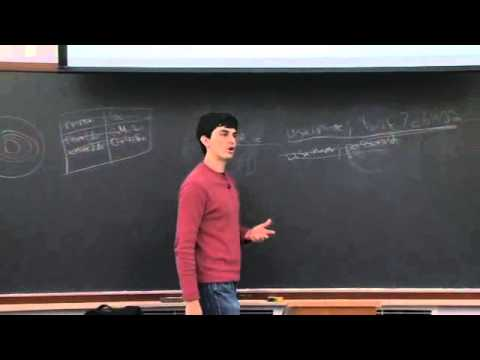 Lecture 6: Security - CSCI E-1 2011 - Harvard Extension School