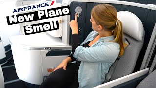 Air France Business Class A350 | Flight CAS - YYZ | Travel Day
