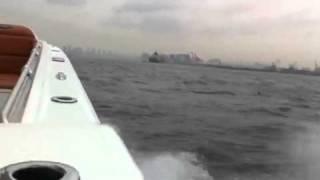 CIGARETTE 39'Top Fish Open試乗!