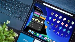 My Minimal New iPad Pro 2020 Setup & BEST iPad Pro ACCESSORIES Worth Buying! | Raymond Strazdas