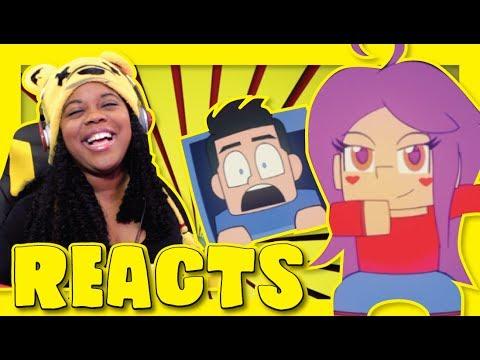 Mineblox | Minecraft vs Roblox Animation | iHasCupquake Reaction | AyChristene Reacts