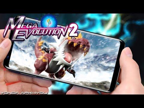 New Pokemon Game! Pokemon Mega Evolution 2 - Android IOS Gameplay